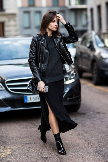 Milan Fashionweek FW 2015 day 1, Alberta Ferretti, Maria Duenas Jacobs